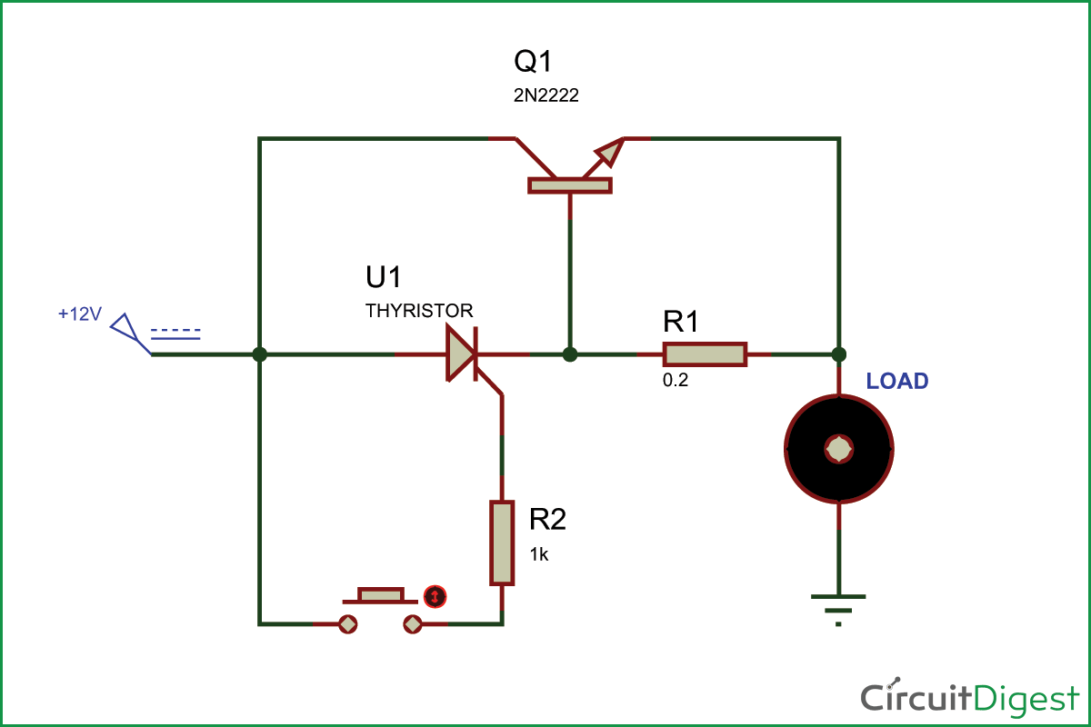dorable picture of a fuse circuit diagram image