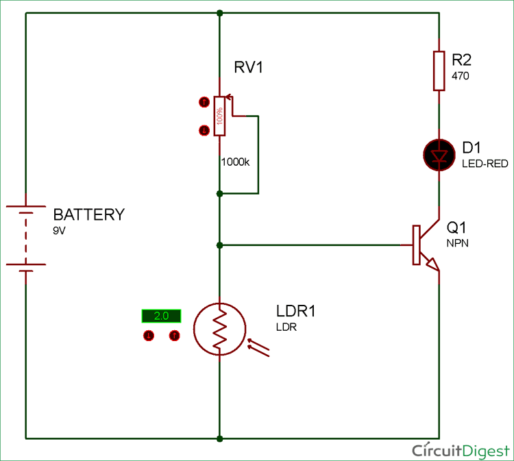 Transistor Switching Circuit: Examples of How Transistor Acts as a SwitchCircuit Digest