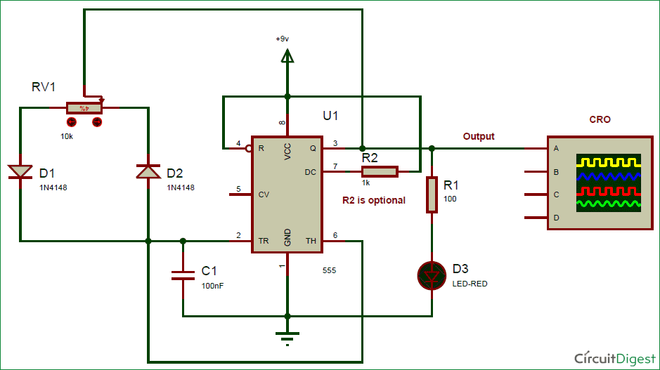pwm schematic diagram user guide of wiring diagram 555 timer astable pwm schematic wiring diagram