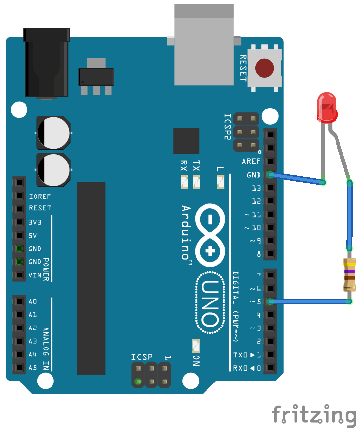 Arduino Node js Tutorial: Controlling Brightness of LED