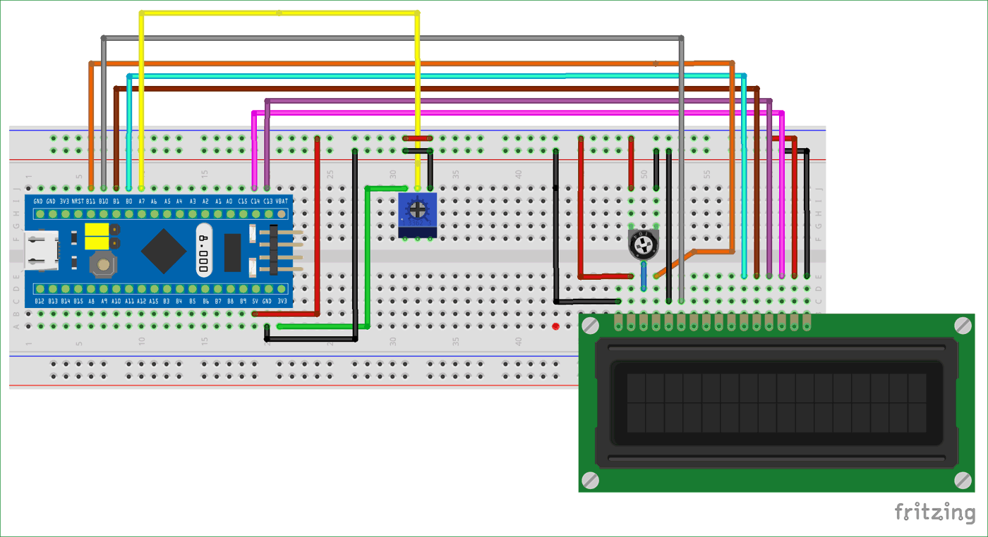 How to use ADC in STM32F103C8 STM32 Microcontroller Board