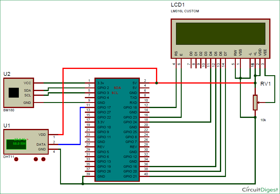 Raspberry-pi-weather-station-circuit-diagram