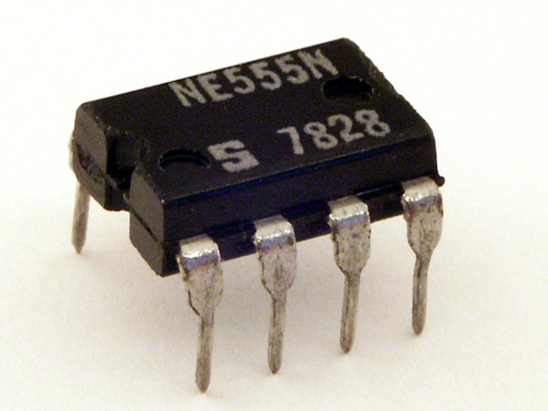 555 Timer Ic  Internal Structure  Working  Pin Diagram And