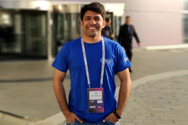 Ajit Thomas Co-Founder of Cavli Wireless