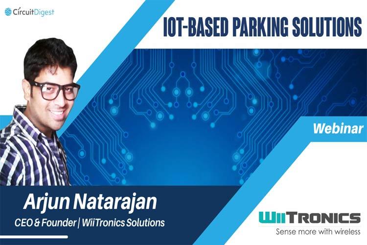 Arjun Natarajan, CEO of WiiTronics Solutions