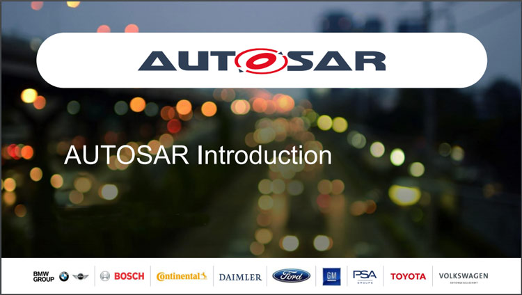 AUTOSAR and It's Architecture