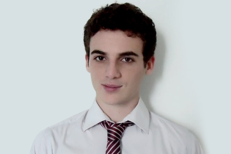 Benjamin Guilloud, Product Line Marketing Manager from STMicroelectronics