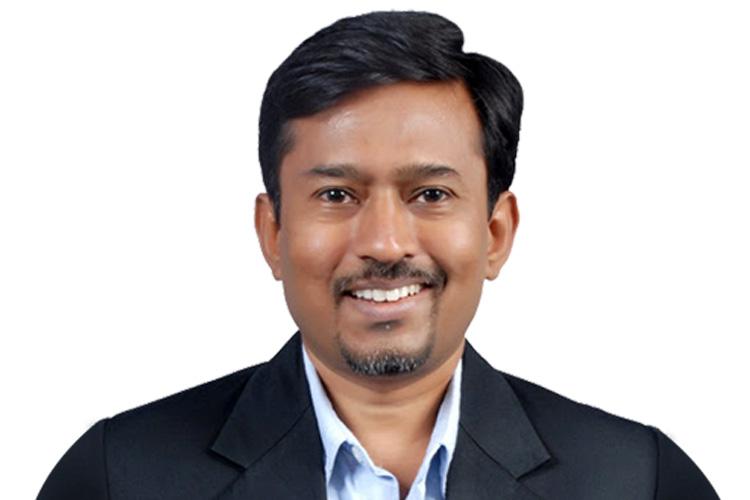 Mr. Vijayeendra, Co-Founder and Director of Avanijal Agri Automation