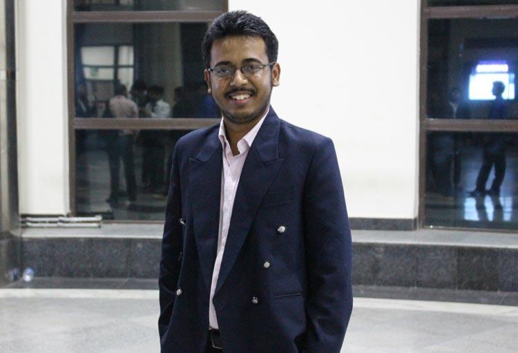 EVI Technologies Technical Director - Aditya Raj Verma