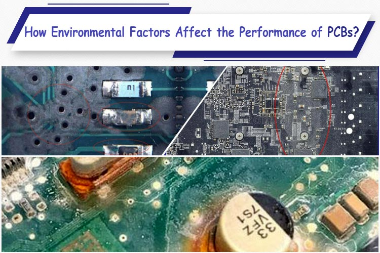 Environmental Factors Affect the Performance of PCB