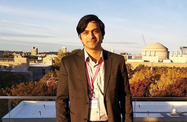 Gautham Pasupuleti CEO of Biodesign Innovation Labs