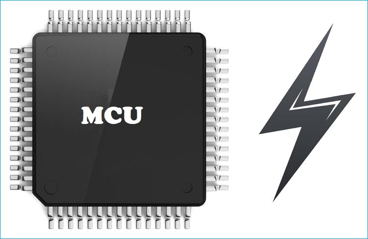 Implementing Low Power Consumption in Microcontrollers