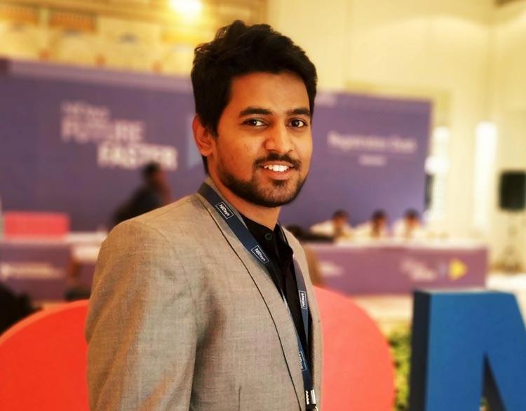 Jagatheeswaran Head of Innovation and Technology at Fluxgen Technologies