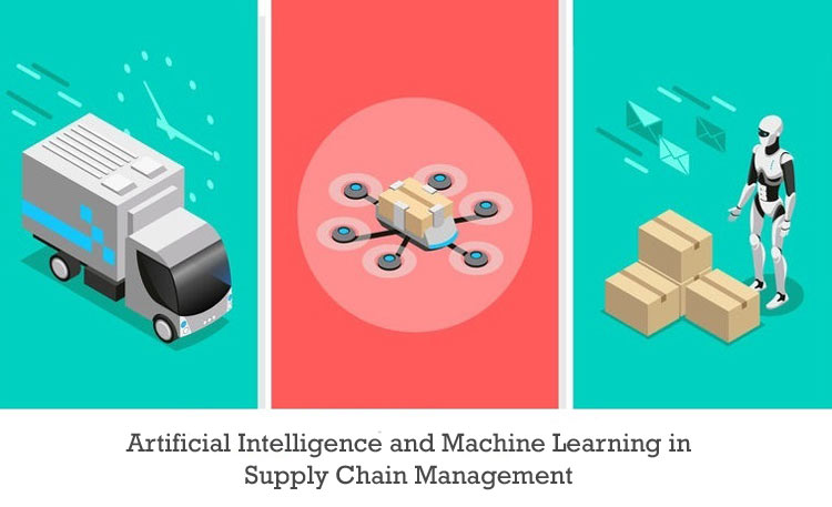 Machine Learning and AI are transforming Supply Chain Management System