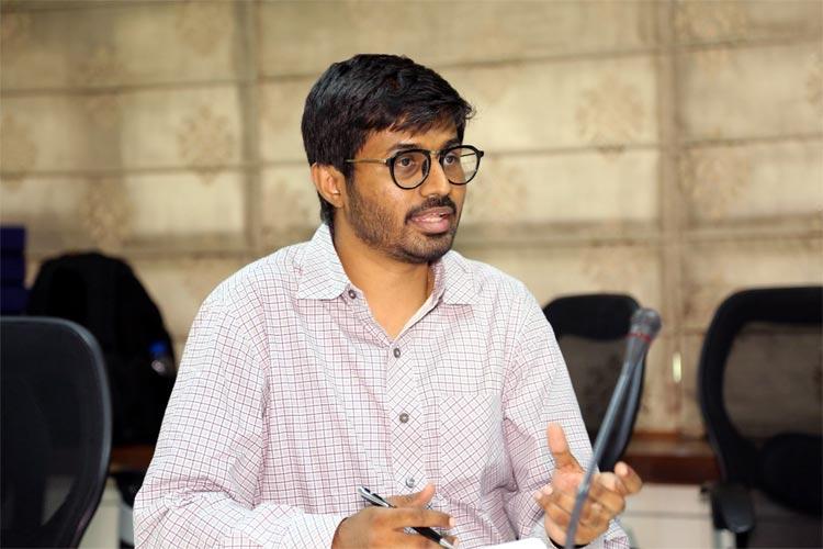 Mahek Mahendra Shah, CEO of Antariksh Waste Ventures