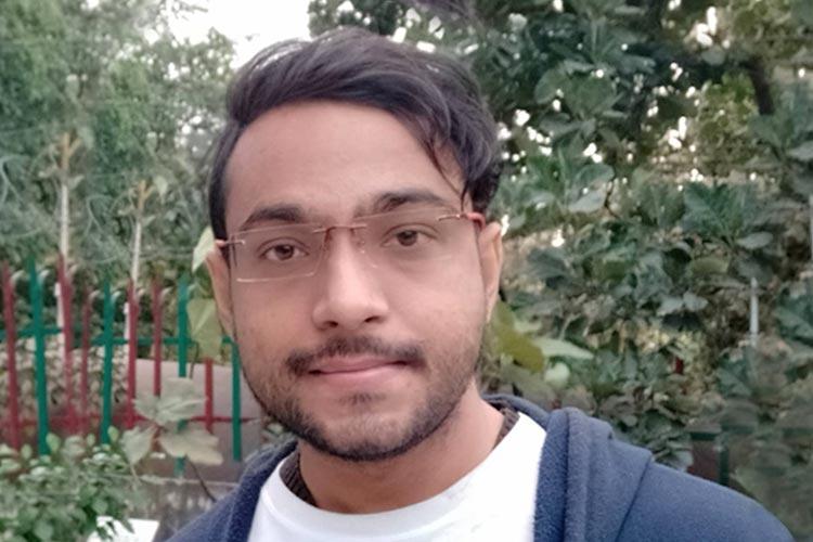 Mayank Rajput, Founder of StretchSkin Technologies