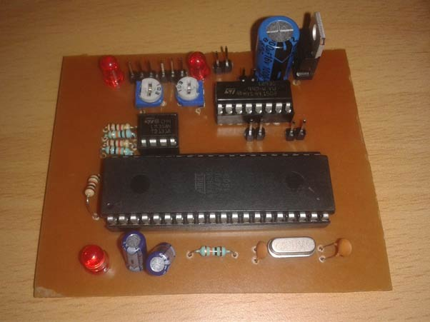 How to make a PCB at home?