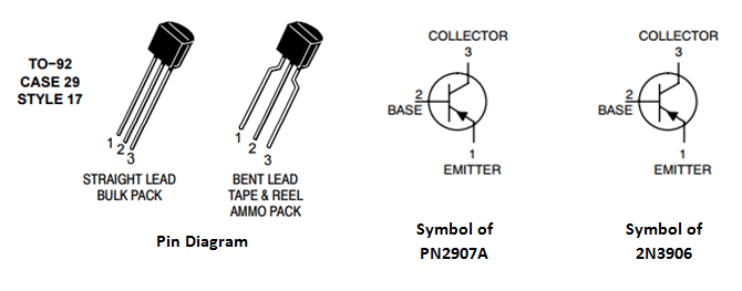 transistor wiring diagram what is pnp transistor working of transistors as amplifier and switch  what is pnp transistor working of