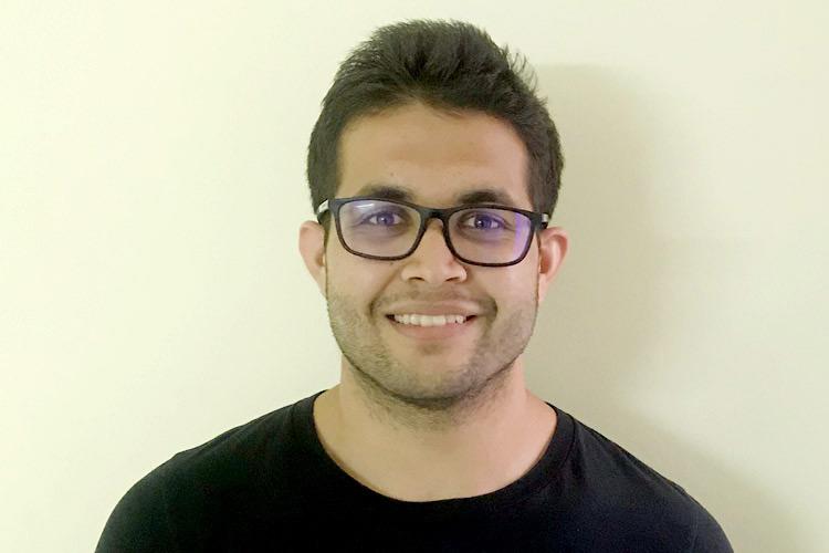 Rishabh Agarwal, CEO of Peer Robotics