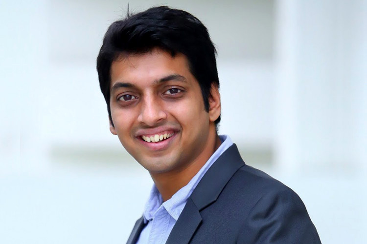 Runal Dahiwade, Founder and CEO of Peppermint Robots
