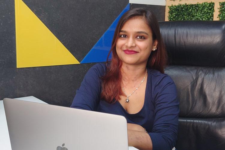 Vidushi Gupta, Co-founder of Psiborg
