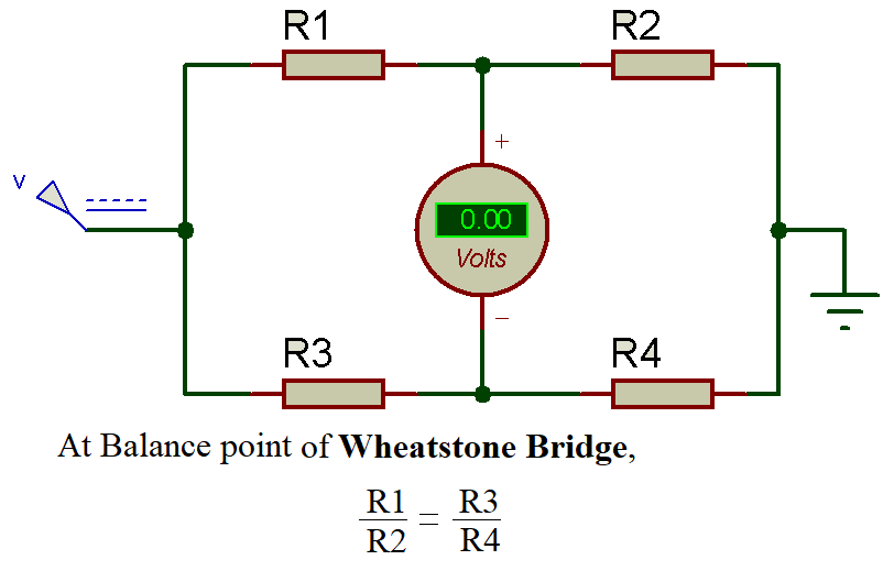 what is wheatstone bridge circuit theory principle applications rh circuitdigest com full bridge smps circuit diagram h bridge circuit diagram