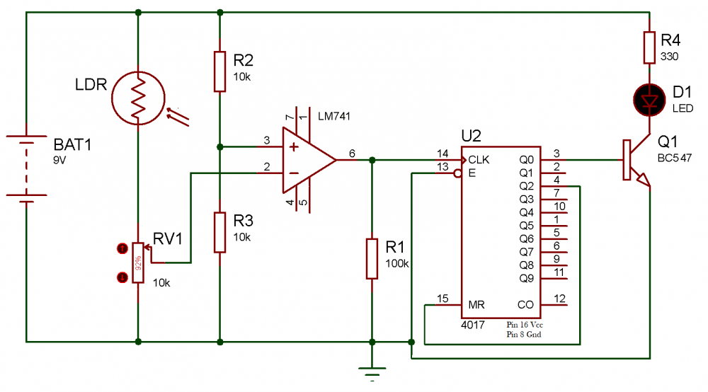 how to test opamp 741? circuit digest how to test a diode in circuit 2 the opamp test circuit download