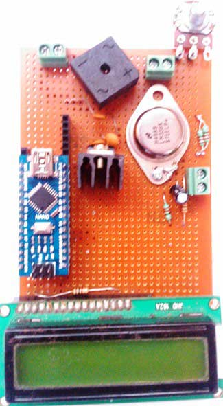 0-24v-3A-variable-power-supply-using-LM338K-with-display