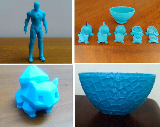 3D Printing Examples