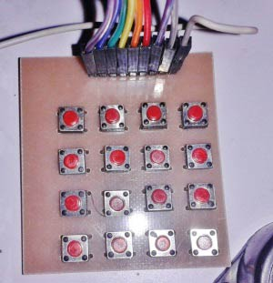 4X4-Matrix-Keypad-Multiplexing