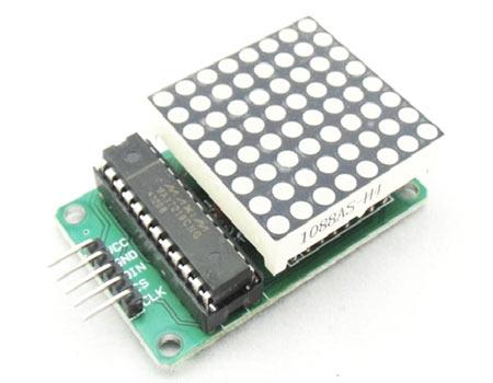 X Led Matrix Module on Led Driver Circuit Diagram