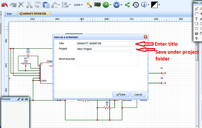 Design Electronic Circuits Online for Free with EasyEDA