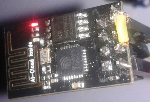 Sending Email using Arduino Uno and ESP8266 Wi-Fi Module