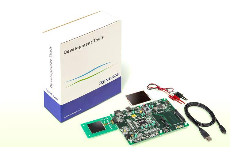Evaluation Kit for Energy Harvesting