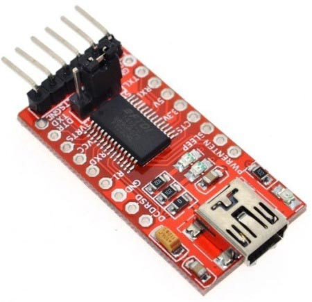 FTDI USB to %20TTL Serial Adapter Module