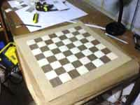 Finished-Chess-Board