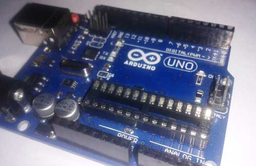 GPS interfacing arduino remove ic