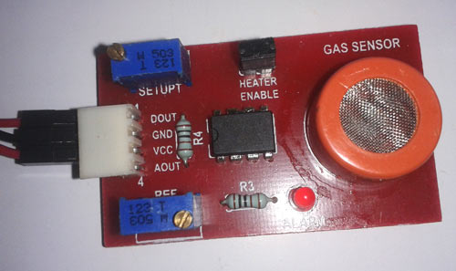 Arduino Based Lpg Gas Leakage Detector Alarm on arduino pin diagram