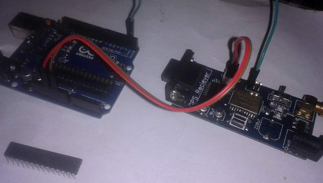 Gps interfacing with arduino uno tutorial