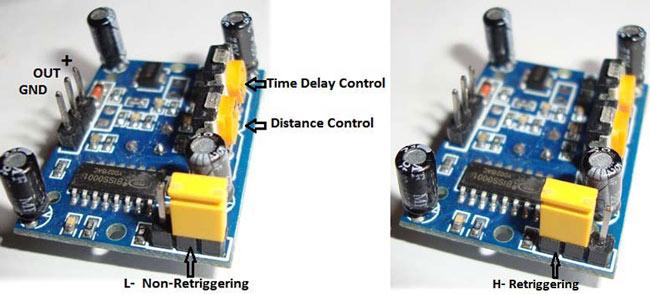 PIR Sensor Components pir sensor based motion detector sensor circuit diagram crystal focus 8 wiring diagram at couponss.co