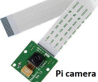 Cellphone Controlled Raspberry Pi Camera Drone