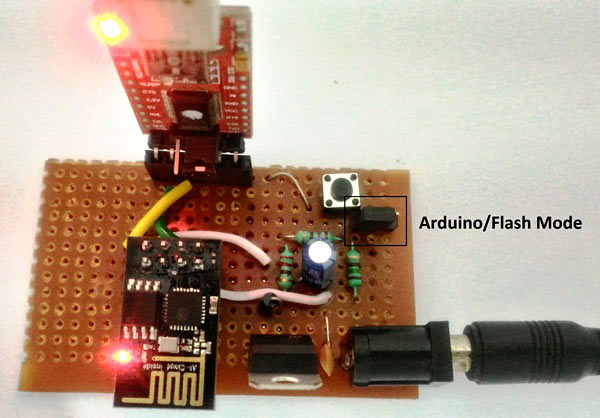 Programming-ESP8266-using-Arduino-IDE