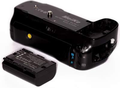 Raspberry pi DSLR Camera battery