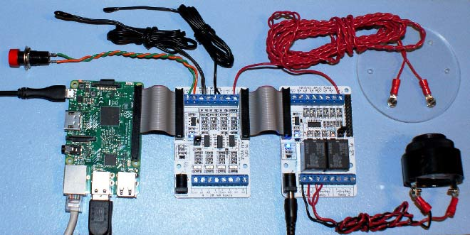 Raspberry-pi-Hot_Water_Tank_Leak_Detector_using-SPI-modules