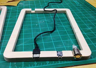 Raspberry-pi-tablet-frame-slots