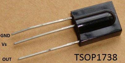 IR Transmitter and Receiver Circuit Diagram