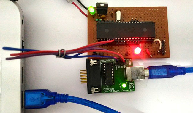 UART Communication Tutorial using PIC Microcontroller