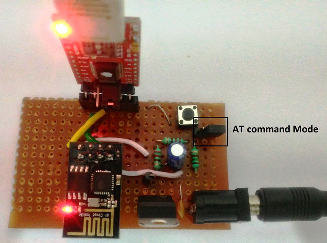 Using-AT-commands-in-ESP8266-wifi-Transceiver