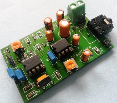 How to Design a Circuit Board with Example PCB of Voice