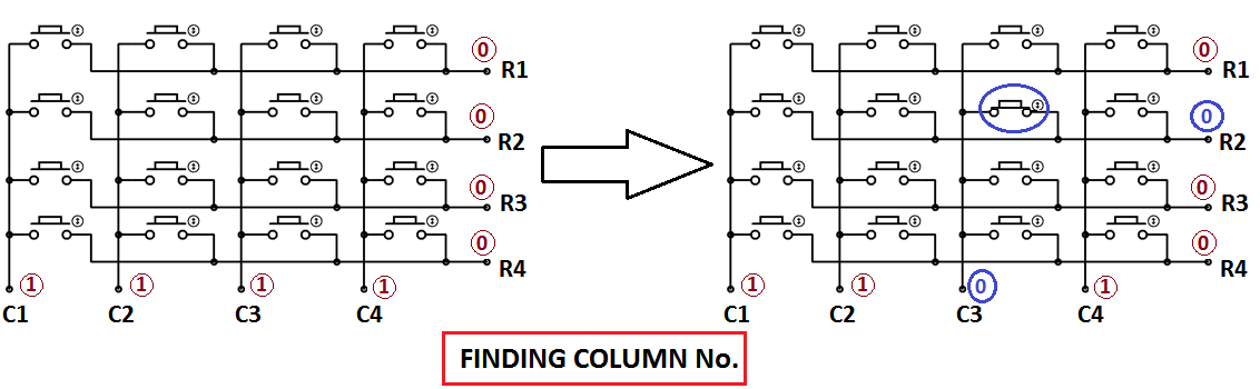 Fine Keypad Interfacing With 8051 Microcontroller At89S52 Wiring 101 Mecadwellnesstrialsorg